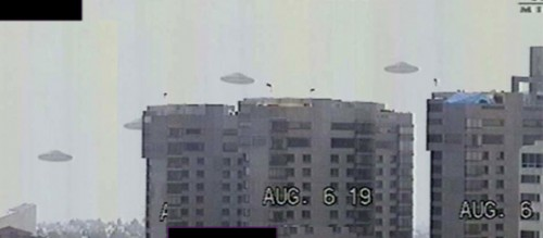 Mexico city UFO sightings, 1997
