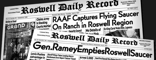 Roswell Headlines